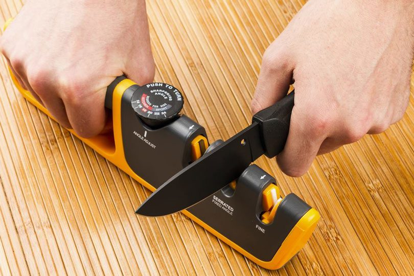 The Best Manual Knife Sharpener To Buy In 2019